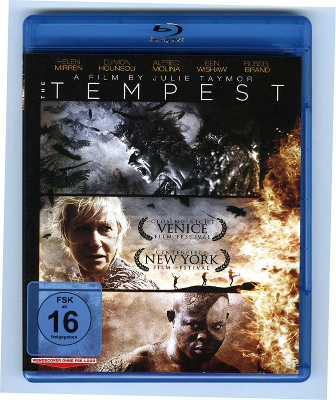 Blu-ray Film The Tempest (dtp entertainment) im Test, Bild 1