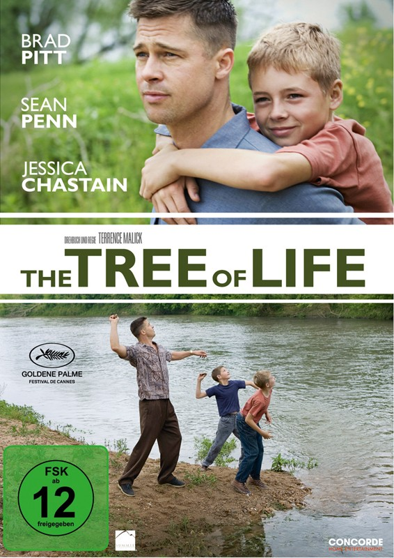 DVD Film The Tree of Life (Concorde) im Test, Bild 1