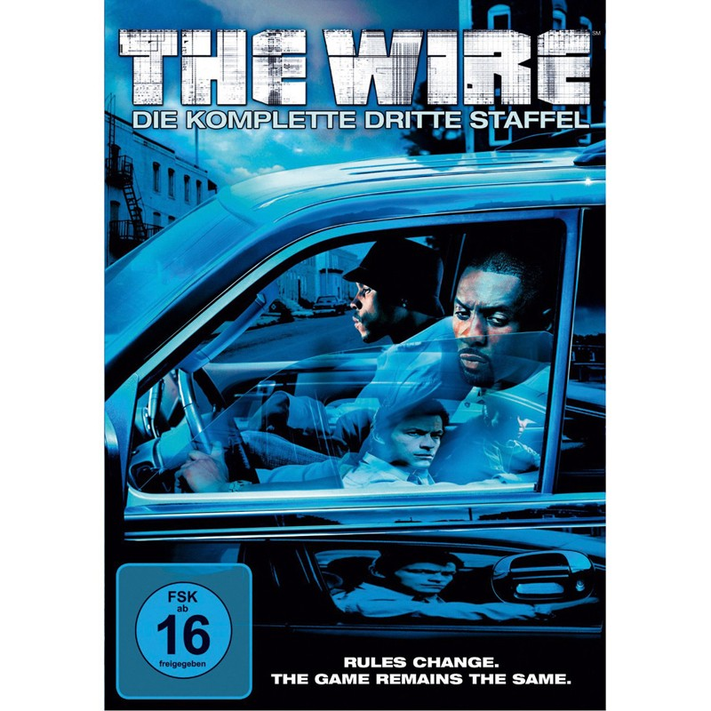 DVD Film The Wire - Season 3 (Warner) im Test, Bild 1