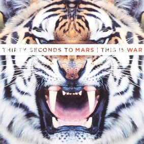 Schallplatte Thirty Seconds to Mars – This is War (Virgin) im Test, Bild 1