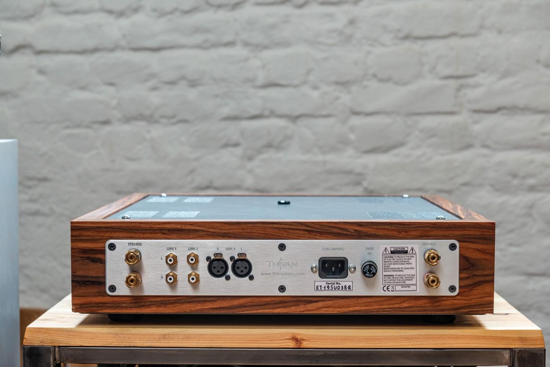 Röhrenverstärker Thivan Labs Lion 805, Thivan Labs S-5, Thivan Labs Grand Horn im Test , Bild 4