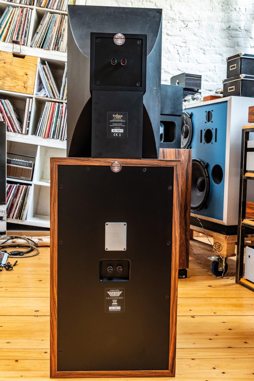 Röhrenverstärker Thivan Labs Lion 805, Thivan Labs S-5, Thivan Labs Grand Horn im Test , Bild 10
