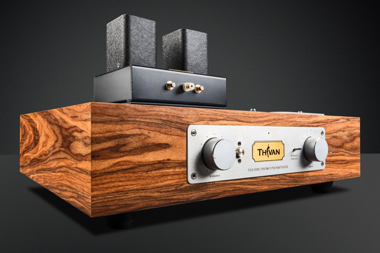 Phono Vorstufen Thivan Labs P10 / Übertrager im Test, Bild 1