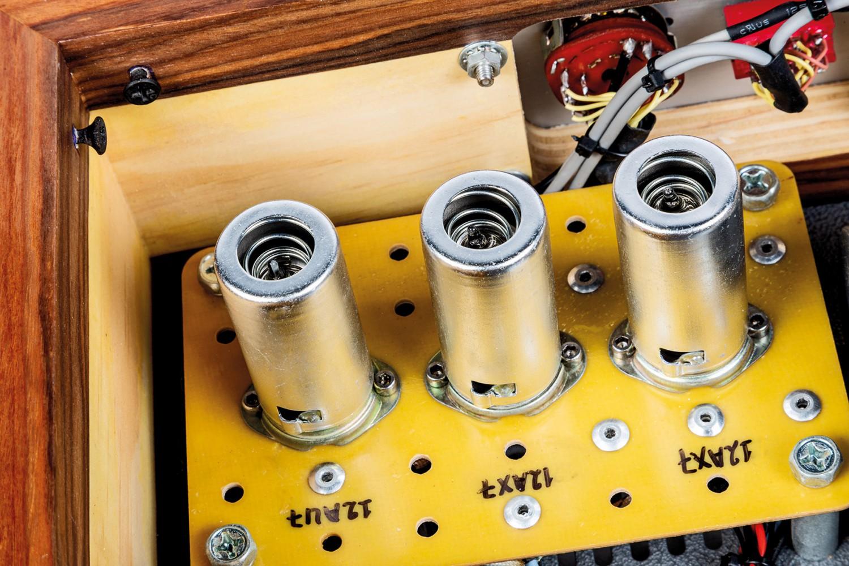 Phono Vorstufen Thivan Labs P10 / Übertrager im Test, Bild 8