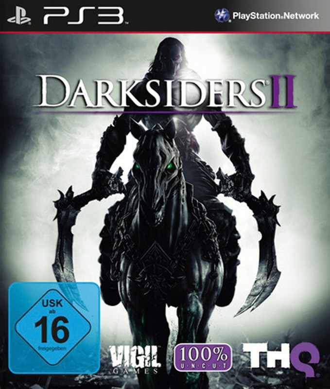 Games Playstation 3 THQ/KAOS Darksiders 2 im Test, Bild 1
