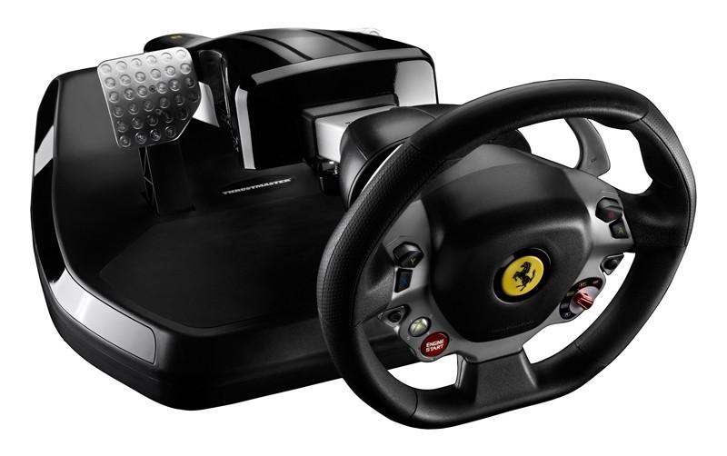 Hifi & TV Möbel Thrustmaster Thrustmaster Ferrari Vibration GT Cockpit im Test, Bild 1