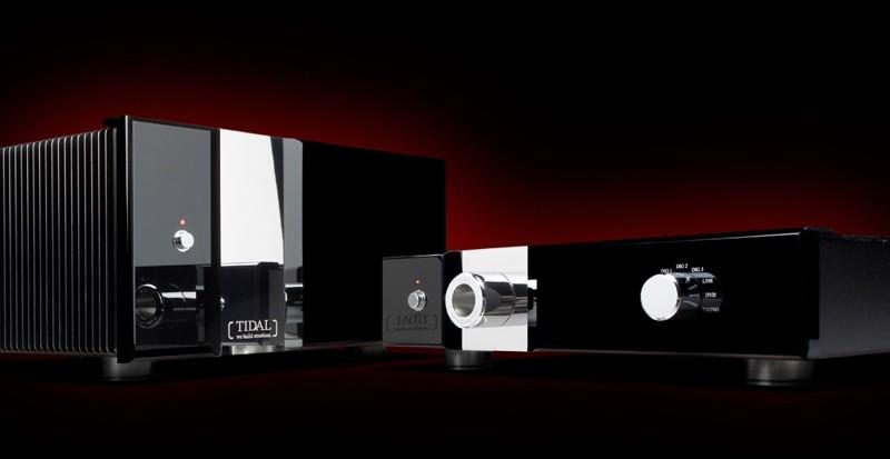 Vor-Endstufenkombis Hifi Tidal Audio Preos-D, Tidal Audio Impulse im Test , Bild 1