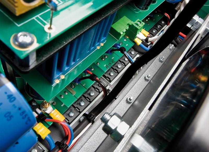 Vor-Endstufenkombis Hifi Tidal Audio Preos-D, Tidal Audio Impulse im Test , Bild 6