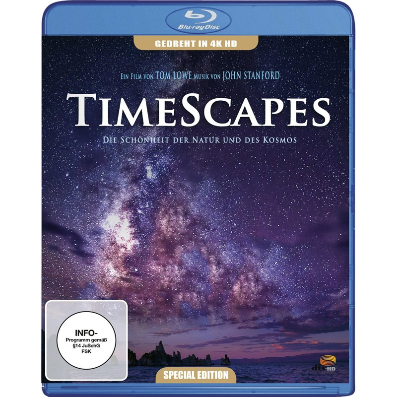 Blu-ray Film Timescapes (AL!VE) im Test, Bild 1