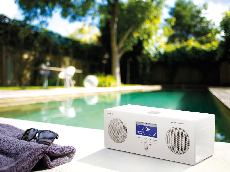 DAB+ Radio Tivoli Audio Music System Three+, Tivoli Audio Music System Two+, Tivoli Audio Music System+ im Test , Bild 2