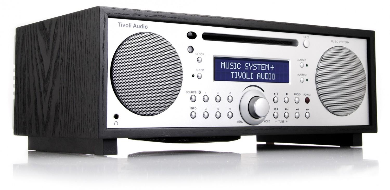 DAB+ Radio Tivoli Audio Music System Three+, Tivoli Audio Music System Two+, Tivoli Audio Music System+ im Test , Bild 4