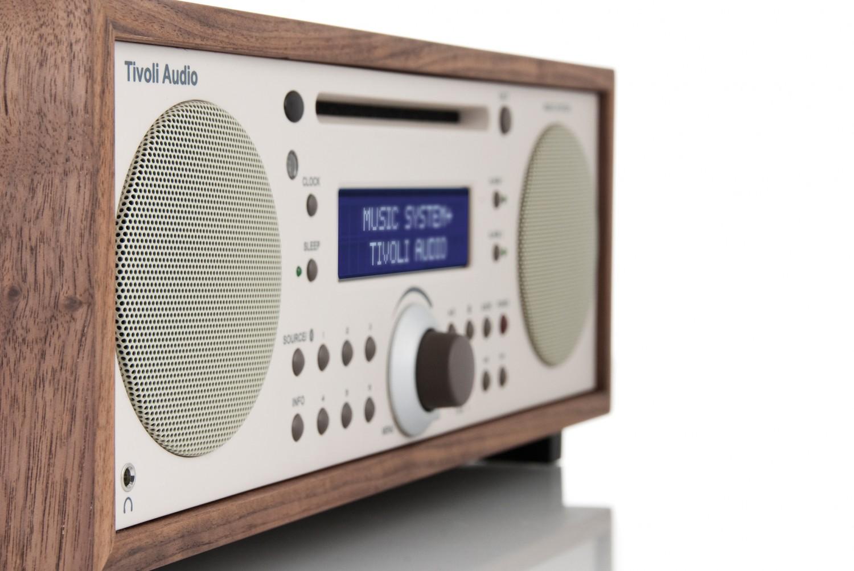 DAB+ Radio Tivoli Audio Music System Three+, Tivoli Audio Music System Two+, Tivoli Audio Music System+ im Test , Bild 6