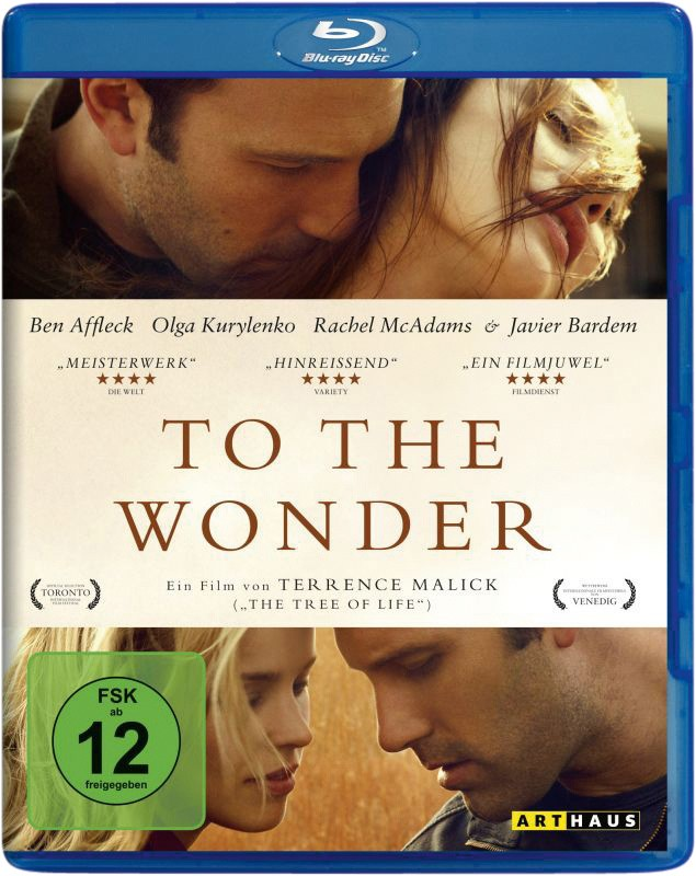 Blu-ray Film To the Wonder (Studiocanal) im Test, Bild 1