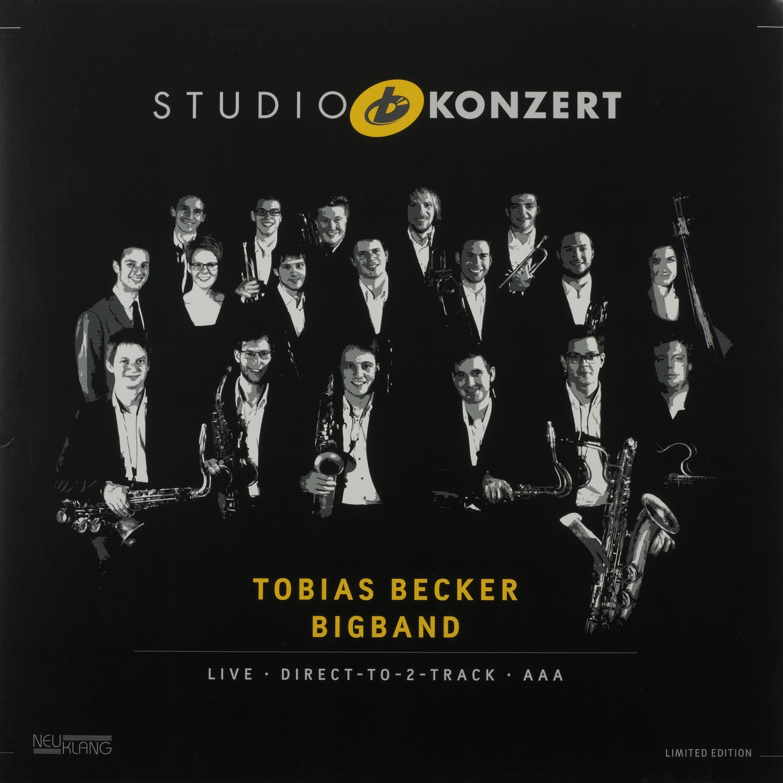 Schallplatte Tobias Becker Bigband - Studio Konzert (Neuklang) im Test, Bild 1