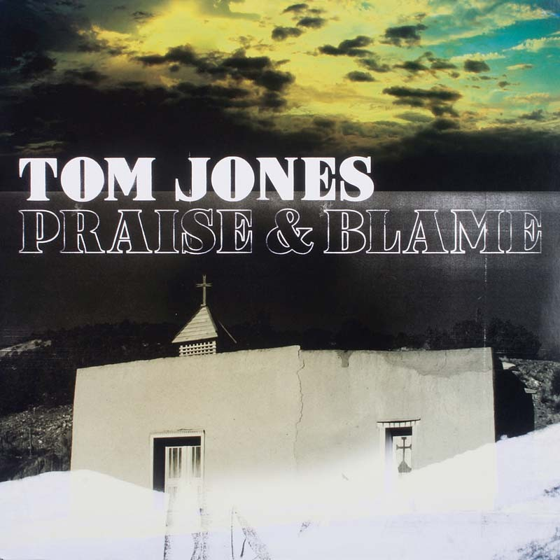 Schallplatte Tom Jones – Praise & Blame (Second Out Productions) im Test, Bild 1