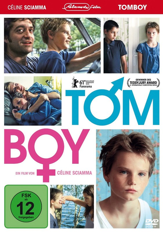 DVD Film Tomboy (A!ive) im Test, Bild 1