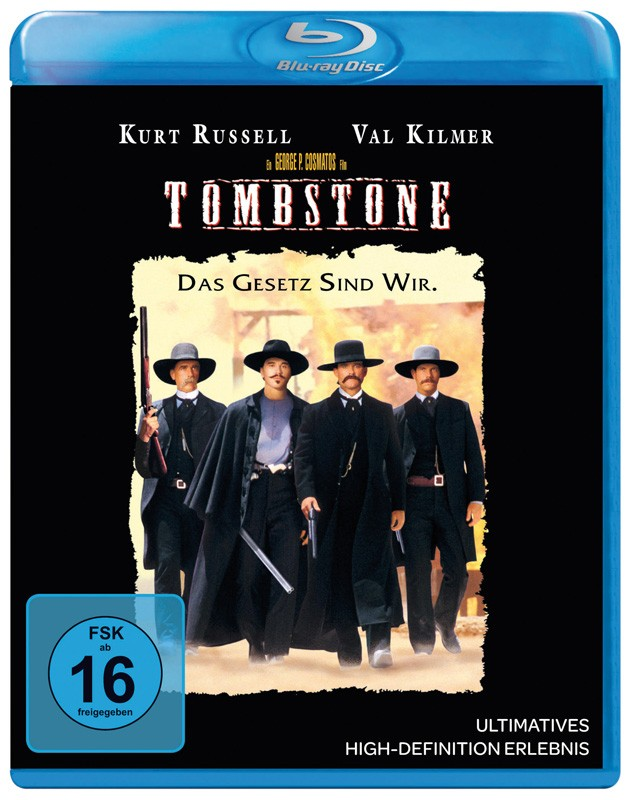 Blu-ray Film Tombstone (Walt Disney) im Test, Bild 1