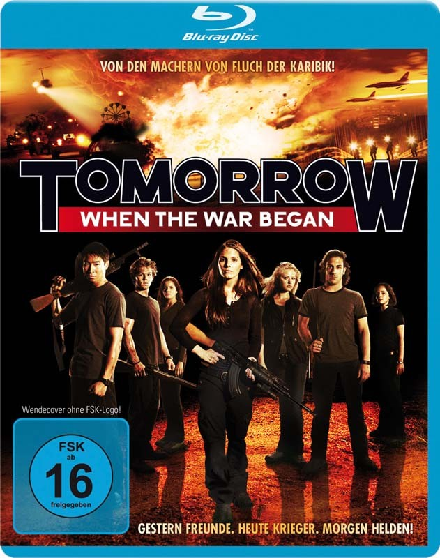 Blu-ray Film Tomorrow, When the War Began (Splendid) im Test, Bild 1