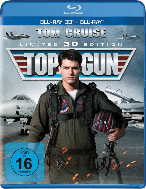 Blu-ray Film Top Gun (Paramount) im Test, Bild 1