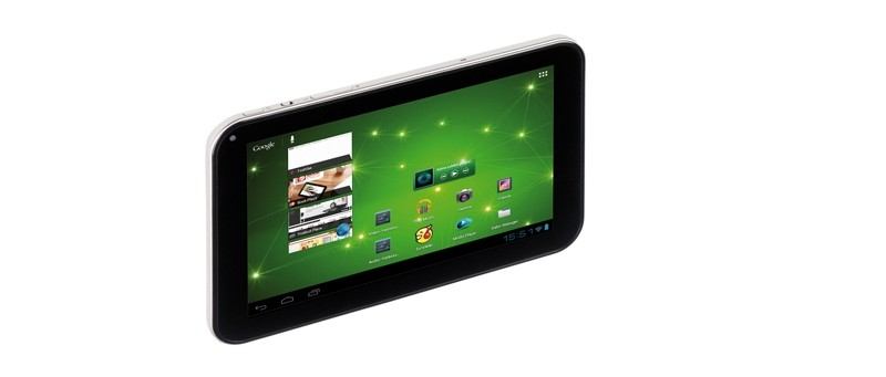 Tablets Toshiba AT270-101 im Test, Bild 1