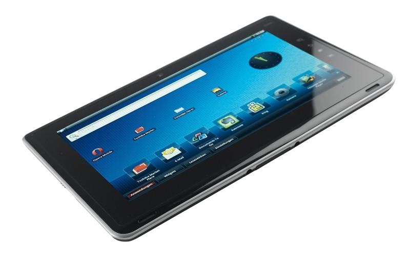 Tablets Toshiba Folio 100 im Test, Bild 1