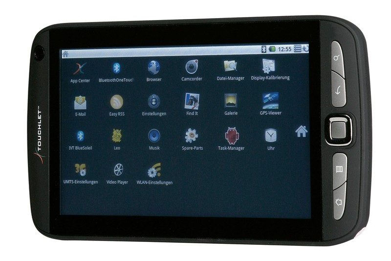 Tablets Touchlet X2 GPS im Test, Bild 1