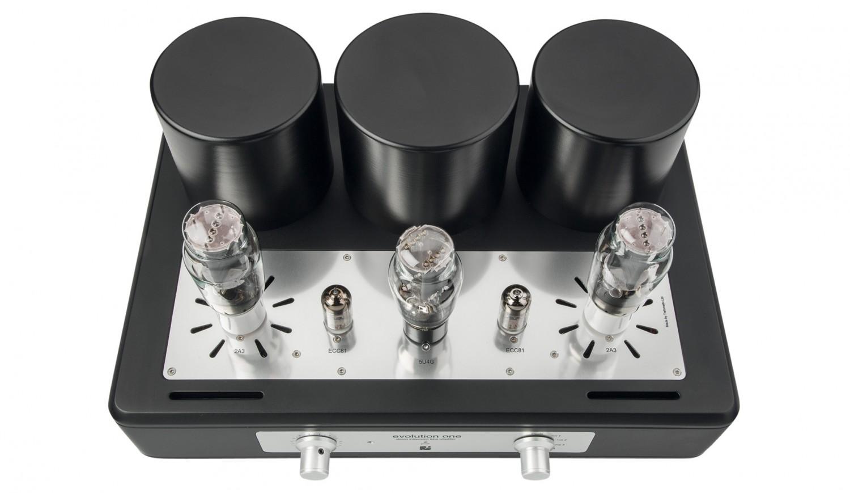 Röhrenverstärker Trafomatic Audio Evolution One im Test, Bild 2