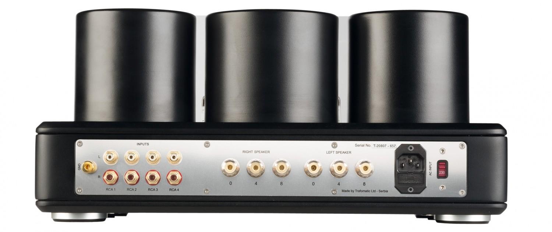 Röhrenverstärker Trafomatic Audio Evolution One im Test, Bild 3
