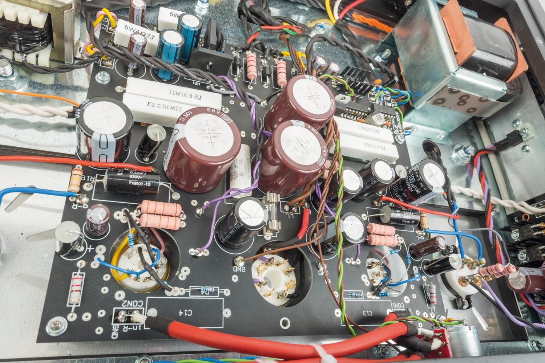 Röhrenverstärker Trafomatic Audio Evolution One im Test, Bild 4