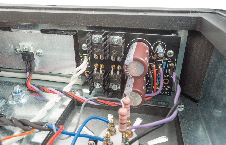 Röhrenverstärker Trafomatic Audio Evolution One im Test, Bild 5