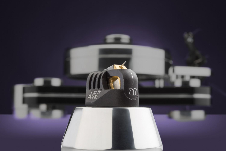 Tonabnehmer Transrotor Figaro im Test, Bild 1