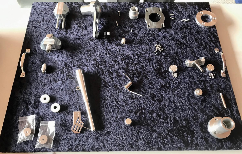 Tonarme Transrotor TRA 9 im Test, Bild 8