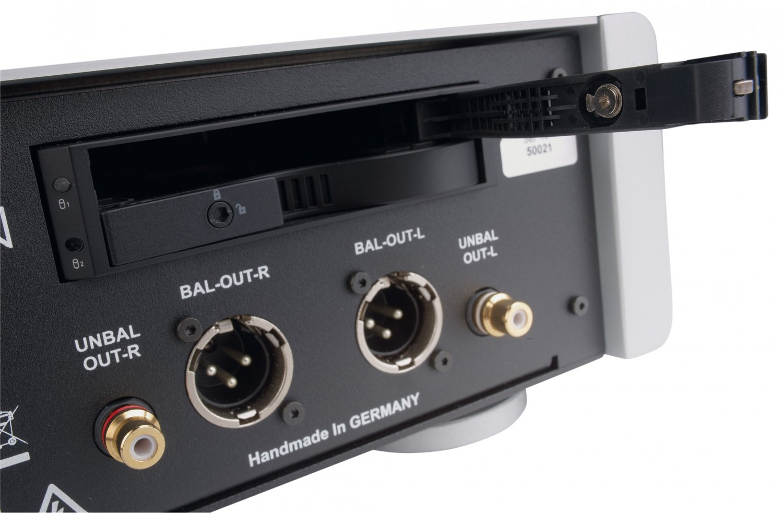 Musikserver Trigon Exxceed Audio Server im Test, Bild 2