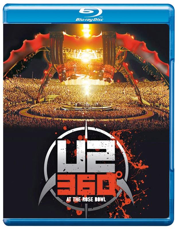 Blu-ray Film U2 – 360° At The Rose Bowl (Universal Music) im Test, Bild 1