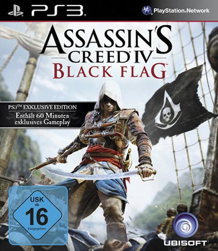 Games Playstation 3 Ubisoft Assassin's Creed IV – Black Flag im Test, Bild 1