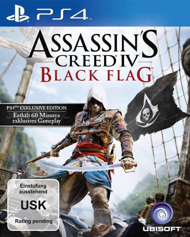 Games Playstation 4 Ubisoft Assassin's Creed IV – Black Flag im Test, Bild 1