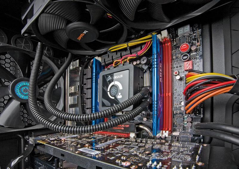 PC Ultraforce XTREME - Core i7 3930K@4.2GHZ GTX770 SLI Wakü im Test, Bild 4