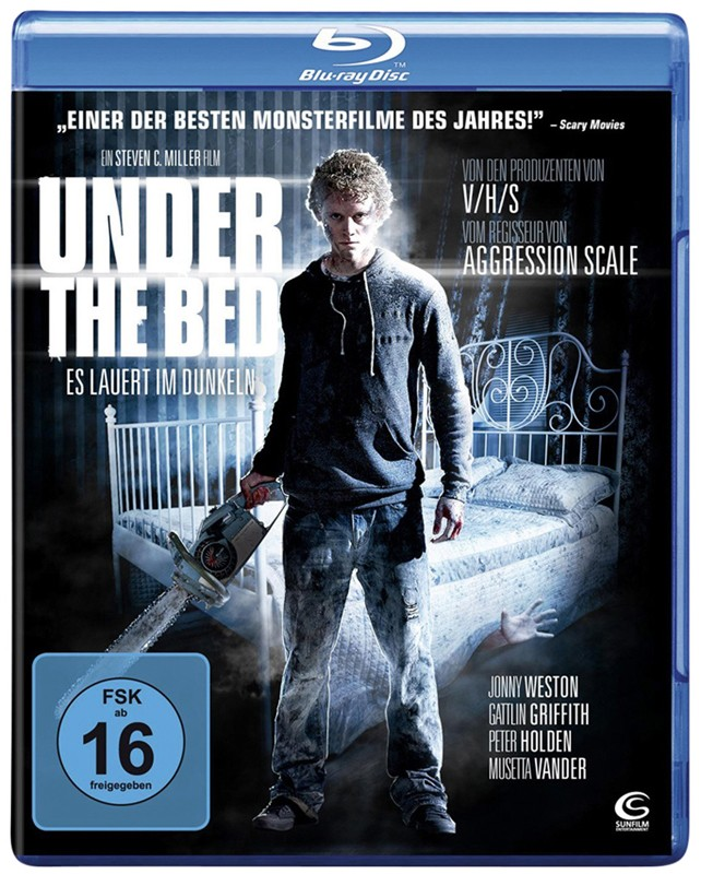 Blu-ray Film Under the Bed (Sunfilm) im Test, Bild 1