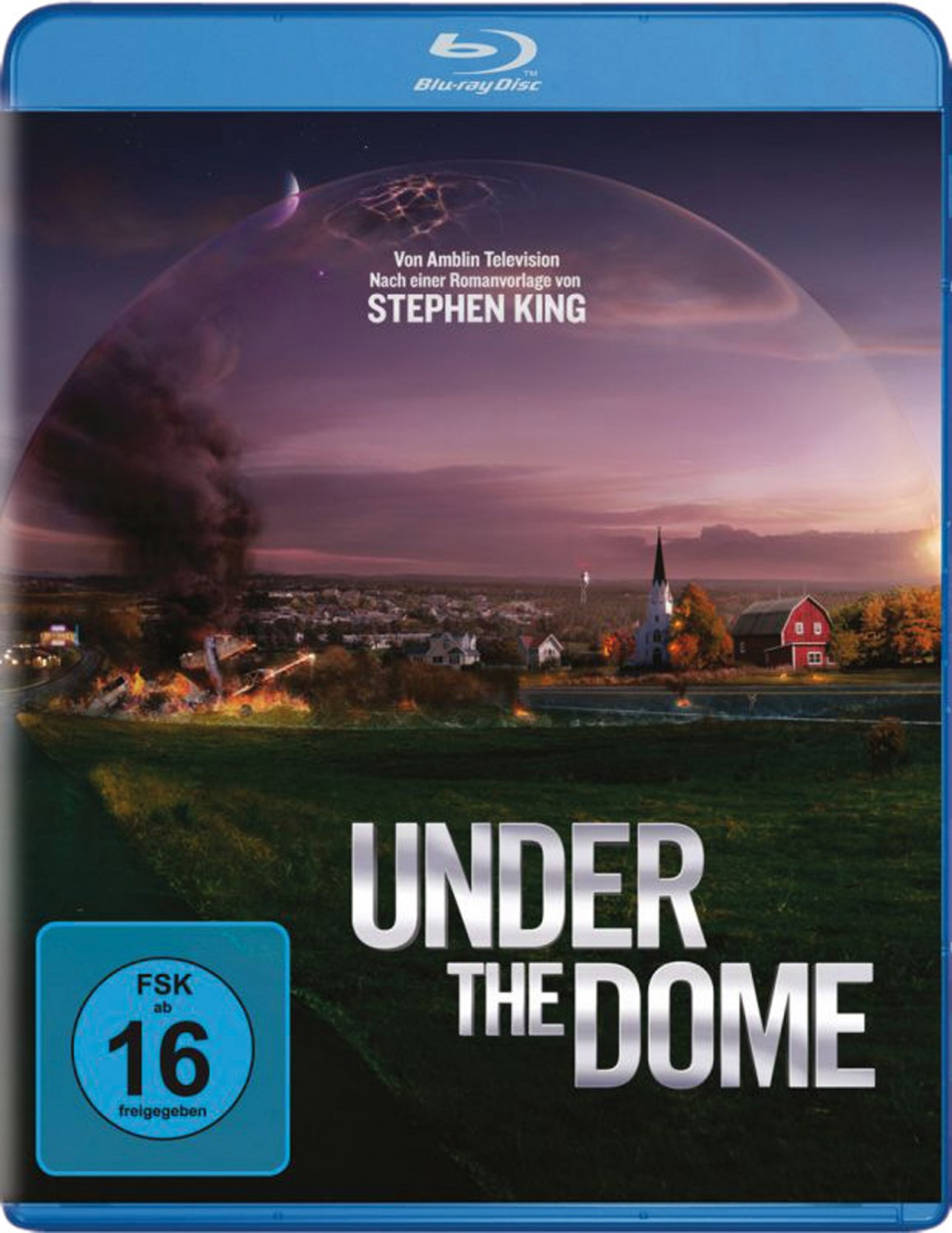 Blu-ray Film Under The Dome S1 (Paramount) im Test, Bild 1