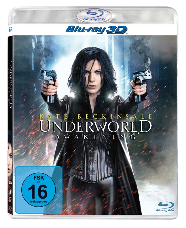 Blu-ray Film Underworld: Awakening (Sony Pictures) im Test, Bild 1