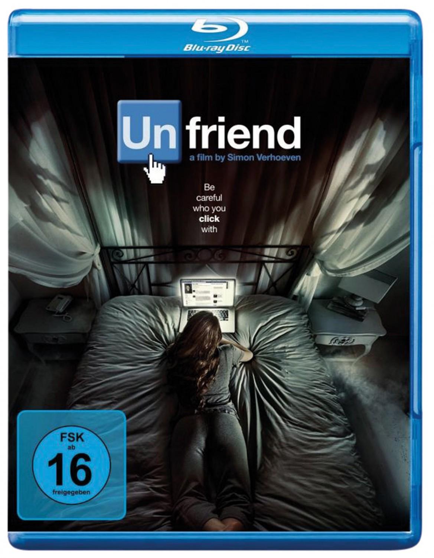 Blu-ray Film Unfriend (Warner Bros.) im Test, Bild 1