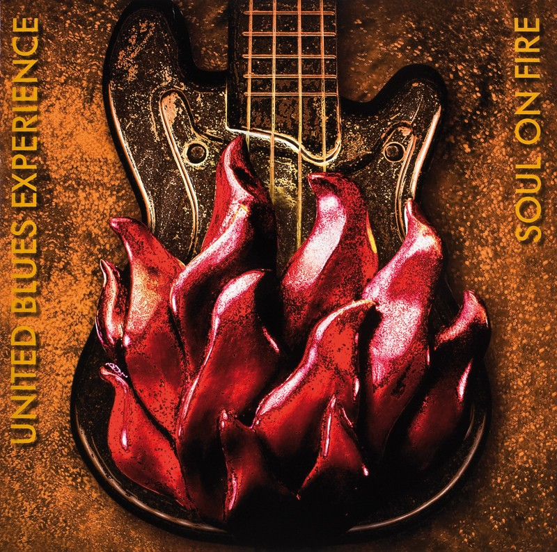 Schallplatte United Blues Experience – Soul on Fire (Clearaudio) im Test, Bild 1