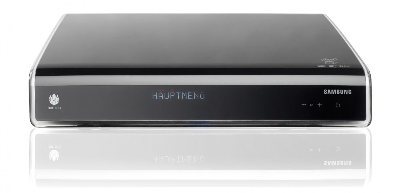 HDTV-Settop-Box Unitymedia Horizon-Rekorder im Test, Bild 1