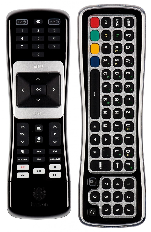 HDTV-Settop-Box Unitymedia Horizon-Rekorder im Test, Bild 3