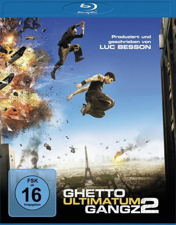 Blu-ray Film Universum Ghetto Gangz 2 Ultimatum im Test, Bild 1