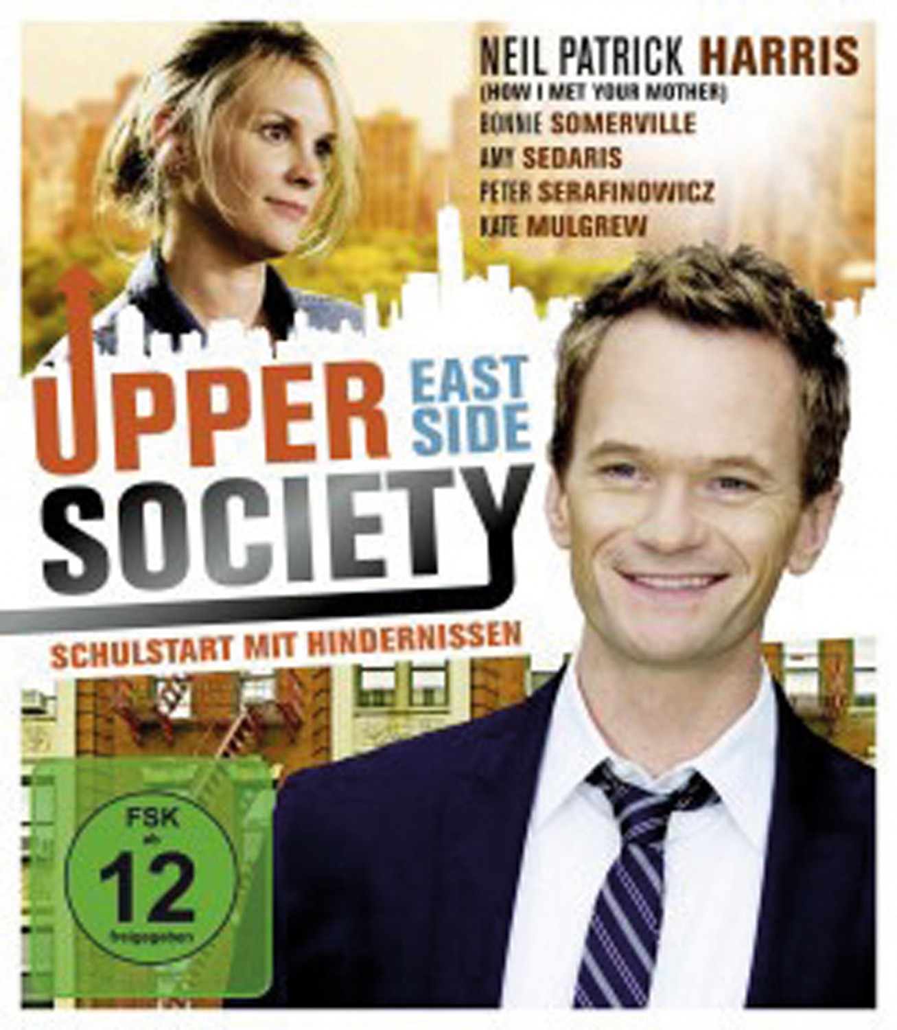 Blu-ray Film Upper East Side Society – Schulstart mit Hindernissen (Lighthouse) im Test, Bild 1