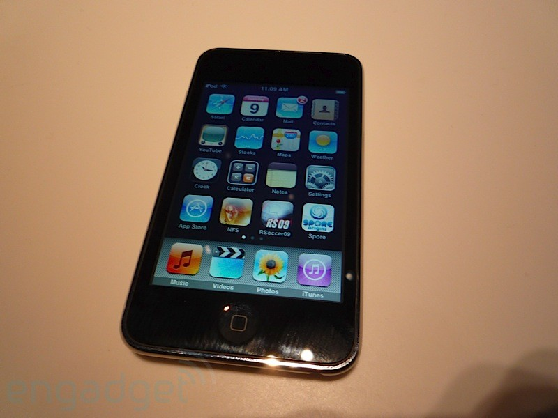 ipod touch 1st generation custom firmware