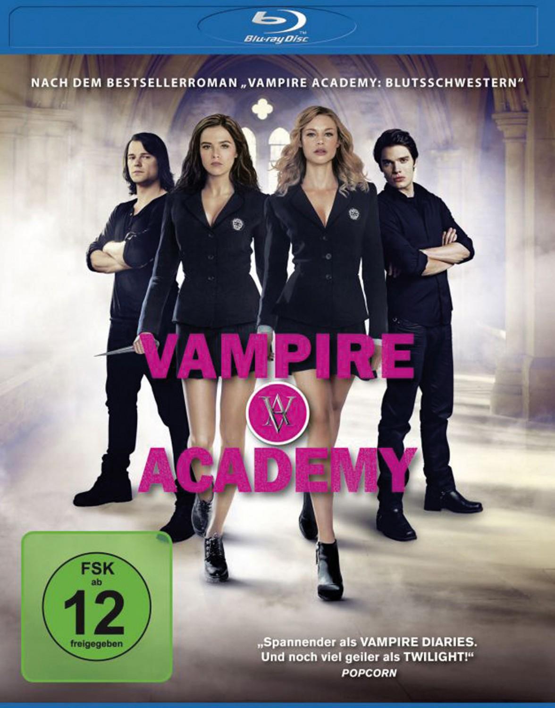 Blu-ray Film Vampire Academy: Blutsschwestern (Universum) im Test, Bild 1