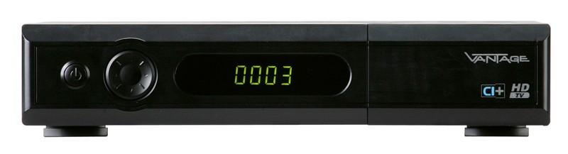 Kabel Receiver ohne Festplatte Vantage VT1000C im Test, Bild 2