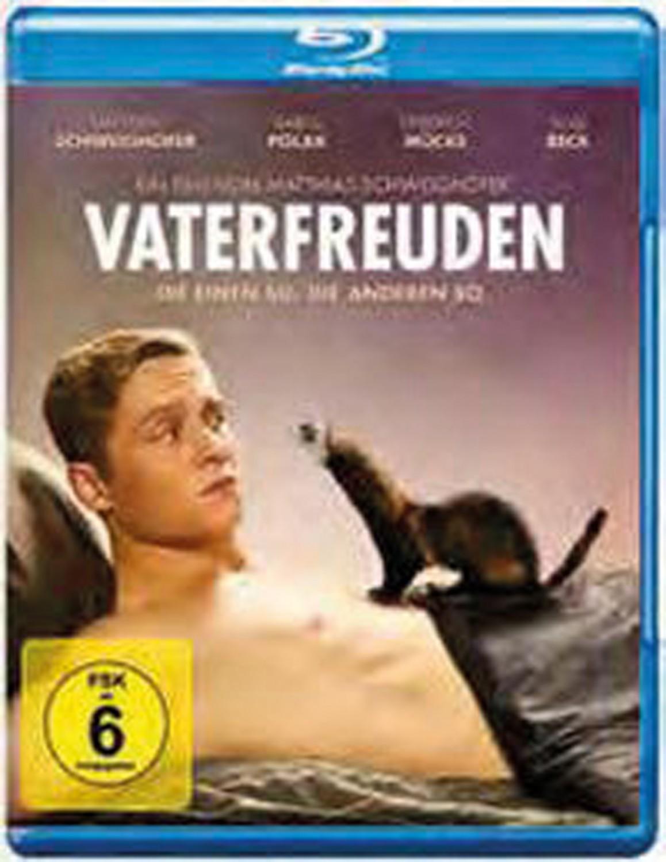 Blu-ray Film Vaterfreuden (Warner) im Test, Bild 1